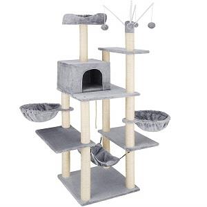Arbre à chat TecTake 80065
