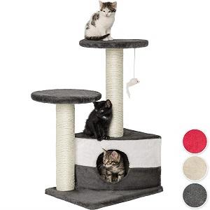 TecTake Arbre à chat griffoir grattoir